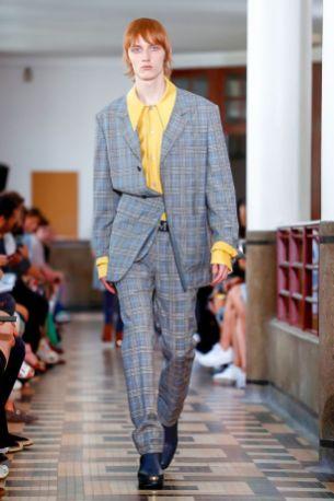 Wooyoungmi Menswear Spring Summer 2019 Paris1