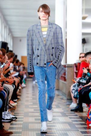 Wooyoungmi Menswear Spring Summer 2019 Paris13