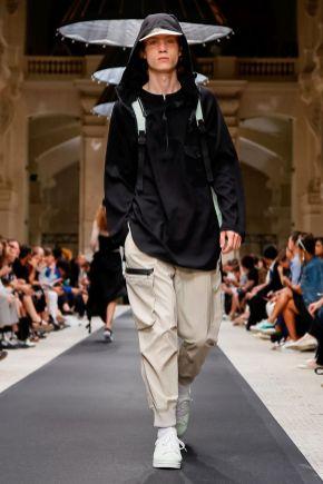 Y-3 Menswear Spring Summer 2019 Paris10
