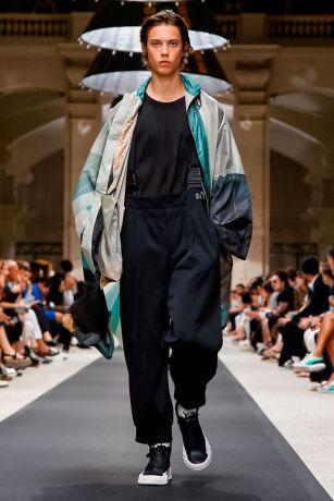 Y-3 Menswear Spring Summer 2019 Paris11