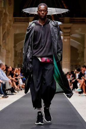Y-3 Menswear Spring Summer 2019 Paris12