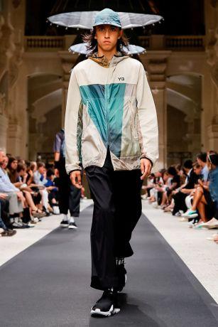 Y-3 Menswear Spring Summer 2019 Paris16