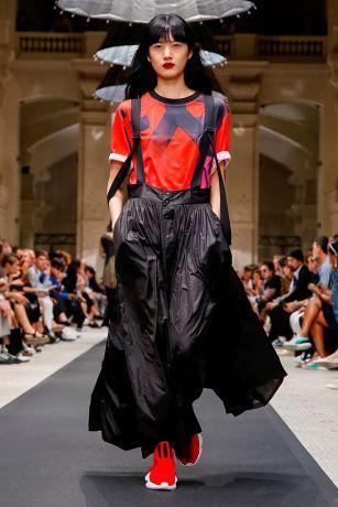 Y-3 Menswear Spring Summer 2019 Paris17