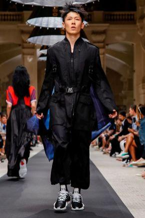 Y-3 Menswear Spring Summer 2019 Paris18