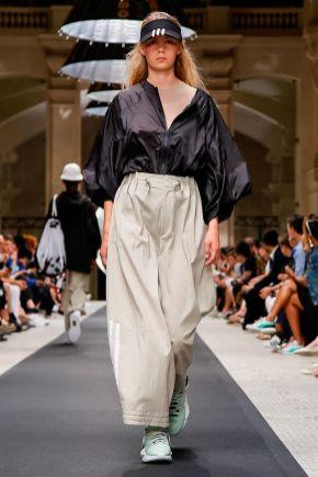 Y-3 Menswear Spring Summer 2019 Paris2