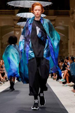 Y-3 Menswear Spring Summer 2019 Paris20