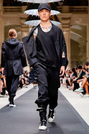 Y-3 Menswear Spring Summer 2019 Paris24