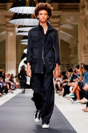 Y-3 Menswear Spring Summer 2019 Paris26