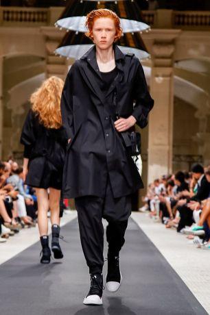 Y-3 Menswear Spring Summer 2019 Paris29