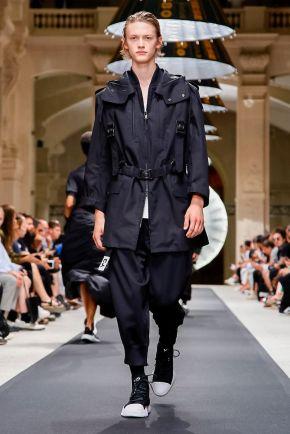 Y-3 Menswear Spring Summer 2019 Paris32