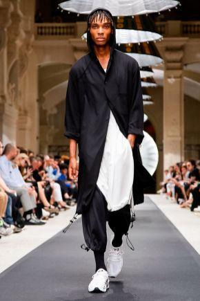 Y-3 Menswear Spring Summer 2019 Paris37