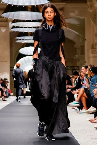 Y-3 Menswear Spring Summer 2019 Paris39