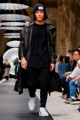 Y-3 Menswear Spring Summer 2019 Paris4