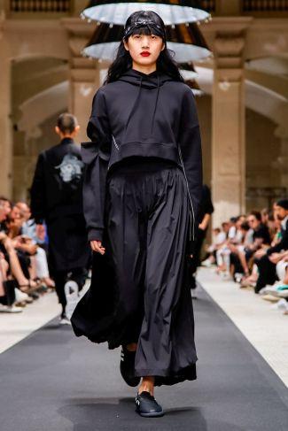 Y-3 Menswear Spring Summer 2019 Paris41