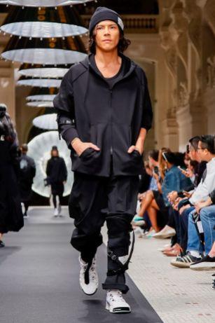 Y-3 Menswear Spring Summer 2019 Paris42