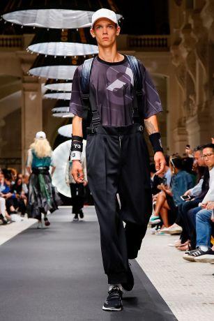 Y-3 Menswear Spring Summer 2019 Paris6