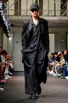 Yohji Yamamoto Menswear Spring Summer 2019 Paris10