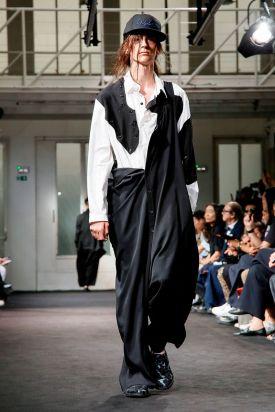 Yohji Yamamoto Menswear Spring Summer 2019 Paris12