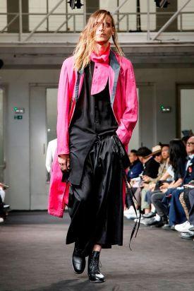 Yohji Yamamoto Menswear Spring Summer 2019 Paris14