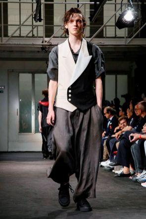 Yohji Yamamoto Menswear Spring Summer 2019 Paris21