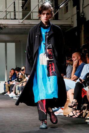 Yohji Yamamoto Menswear Spring Summer 2019 Paris25
