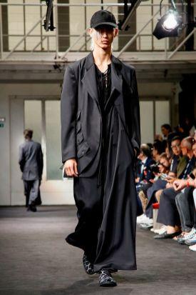 Yohji Yamamoto Menswear Spring Summer 2019 Paris3