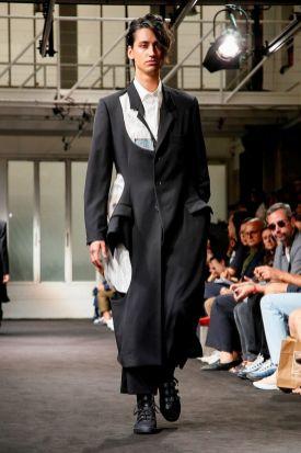 Yohji Yamamoto Menswear Spring Summer 2019 Paris5