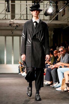 Yohji Yamamoto Menswear Spring Summer 2019 Paris8