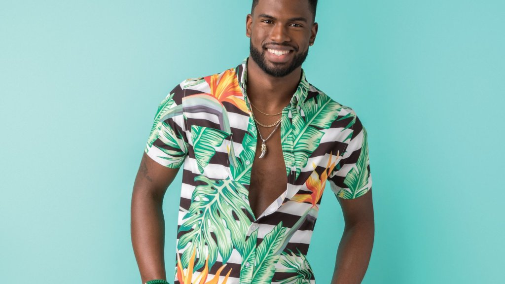 Model & Actor Broderick Hunter for Essence Magazine