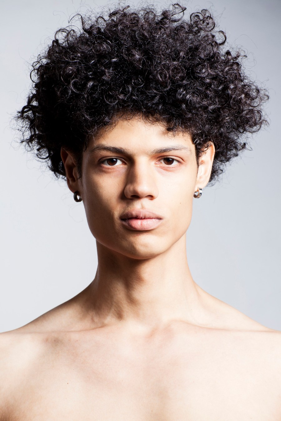 Casting Models for NYFW SS19 by Brent Chua