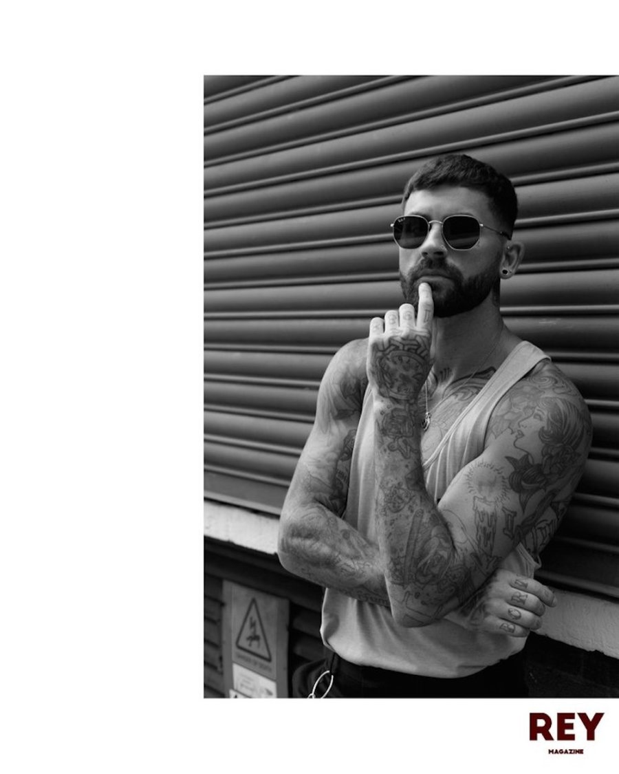 Chris Perceval for REY Magazine