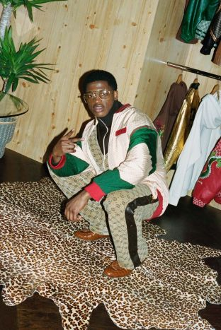 Gucci - Dapper Dan Collection 201829