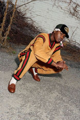 Gucci - Dapper Dan Collection 201830