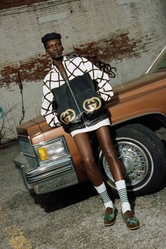Gucci - Dapper Dan Collection 201832