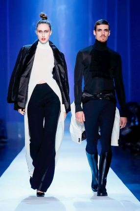 Jean Paul Gaultier Couture Fall Winter 2018 Paris16
