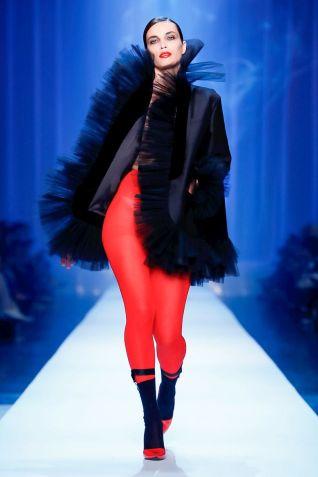 Jean Paul Gaultier Couture Fall Winter 2018 Paris24