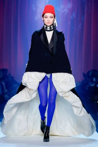 Jean Paul Gaultier Couture Fall Winter 2018 Paris36