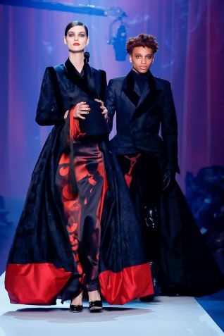 Jean Paul Gaultier Couture Fall Winter 2018 Paris38
