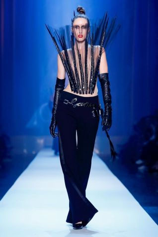 Jean Paul Gaultier Couture Fall Winter 2018 Paris45