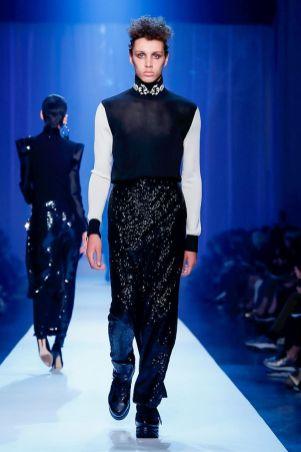 Jean Paul Gaultier Couture Fall Winter 2018 Paris51