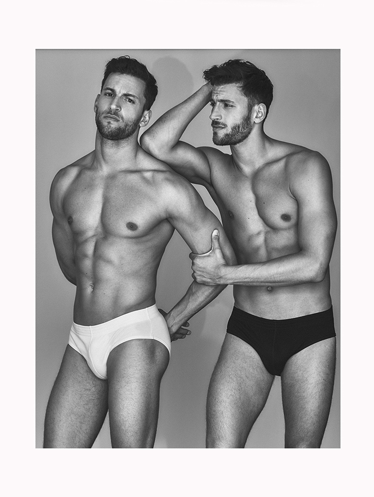 Boys Will Be Boys: Sampaio Twins for WAM Magazine
