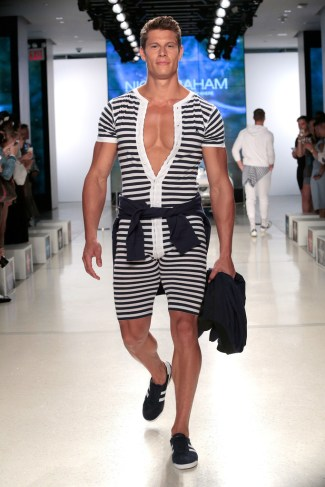 Nick Graham Spring Summer 2019 New York17