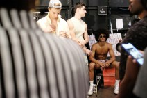 Parke and Ronen Spring Summer 2019 NYFW Backstage6