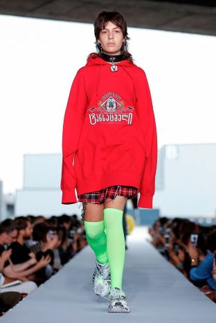 Vetements Ready To Wear Spring Summer 2019 Paris70