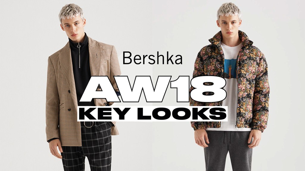 Bershka Fall/Winter 2018 Key Looks