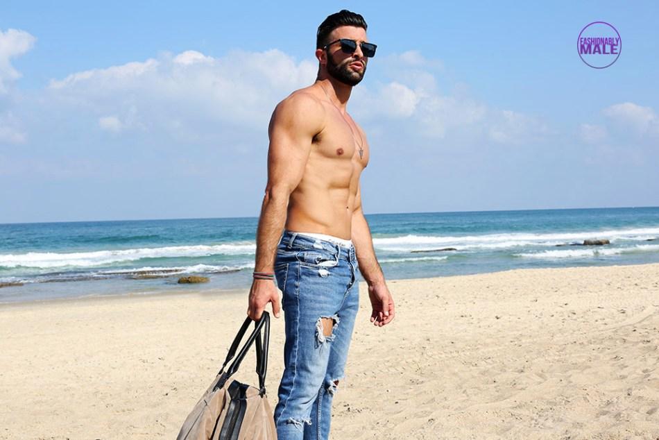 Meet Instagram Model Adam by Karim Konrad
