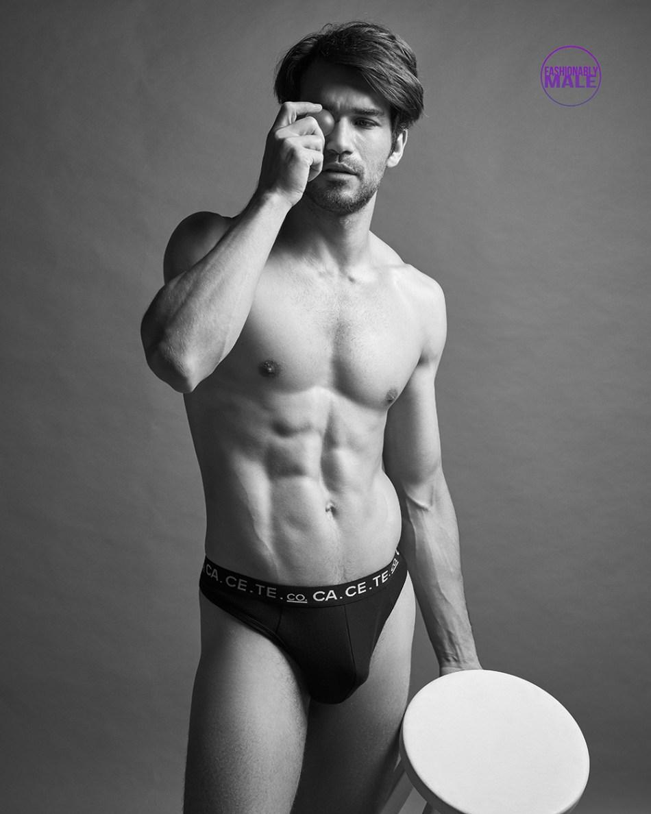 Come To Meet Bruno Santos by Sergio de Rezende