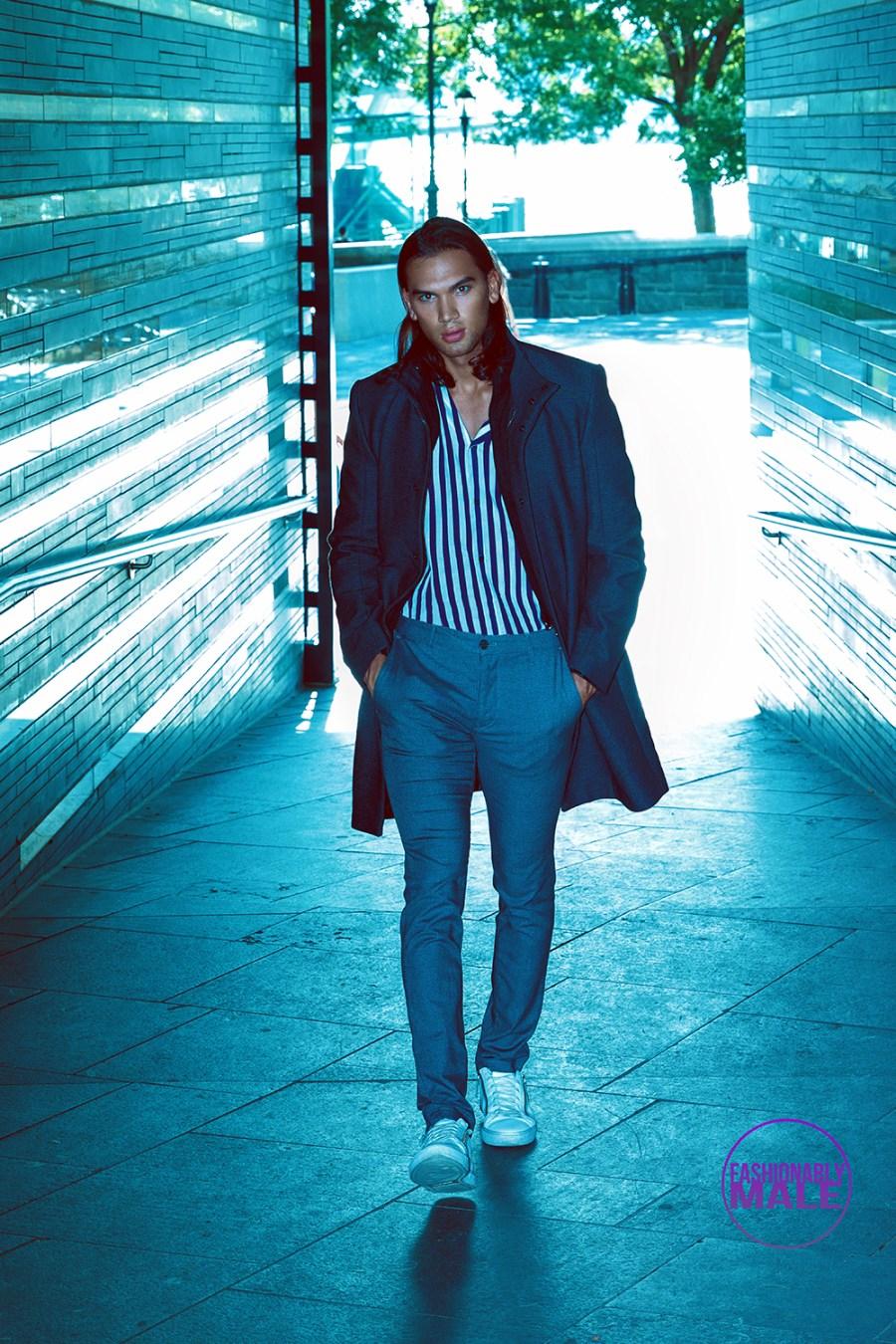 Model Sensation Chand Smith in Pics by Alex Jackson