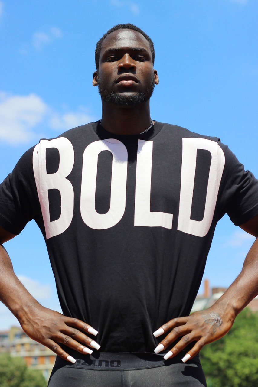 King Kong Magazine launches 'Bold' by Stéphane Gaboué
