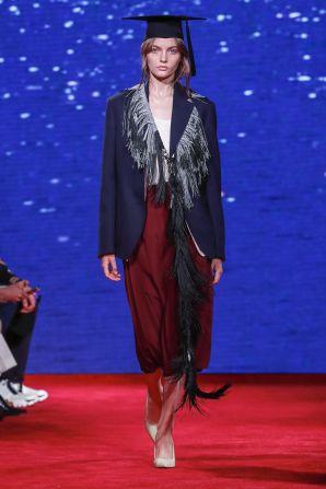 Calvin Klein 205W39NYC Men & Women Spring Summer 2019 New York10